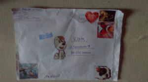 list z wiezienia